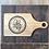 "Thumbnail: Personalized 13.5""x7"" Bamboo Paddle Cutting Board, kitchen Wares, Housewarming"