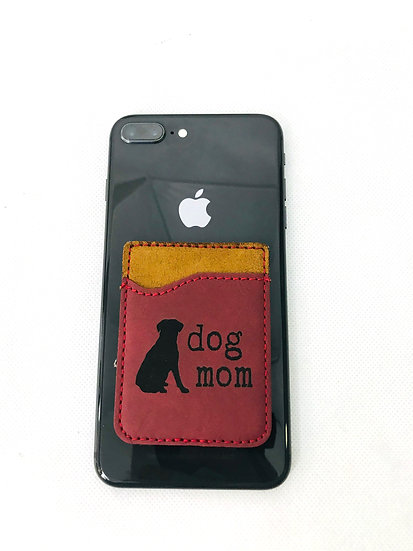 Animal Rescue Leatherette Phone Wallet