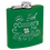 Thumbnail: Custom Designed 6oz Flask, Stainless Steel, Bachelor Bachlorette, Wedding, Party