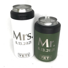 12oz and 16oz Yeti Colsters