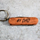 """Thumbnail: Personalized 2 1/4"""" Wooden 3-Function Pocket Knife with Keychain"""