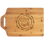 """Thumbnail: 15"""" x 10 1/4"""" Bamboo Cutting Board with Handle, Personalized Engraved"""