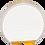 Thumbnail: Personalized Acrylic Circle Award, Employee Appreciation Gift, Academic Awards