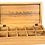 Thumbnail: Tea Box, Custom Tea Box, Personalized Tea Box, Wooden