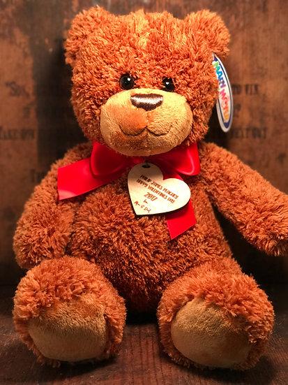 Personalized Classic Plush Rusty Bear