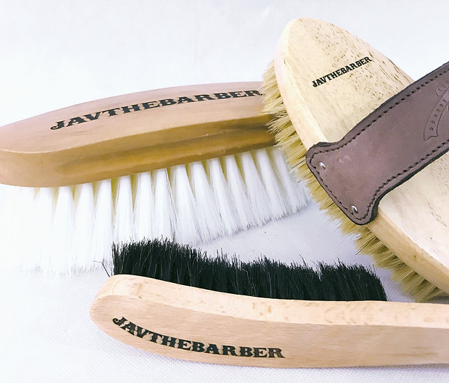 Personalized Equestrian Horse Brush Set (two, three or four brushes)