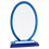 Thumbnail: Regal Oval Glass Award, Personalized Engraved,  Promotional Gifts