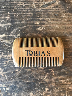 Personalized Beard Comb
