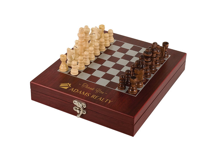 Rosewood Chess Set, Gifts, Housewear, Games, Gifts for Him, Gifts for Her