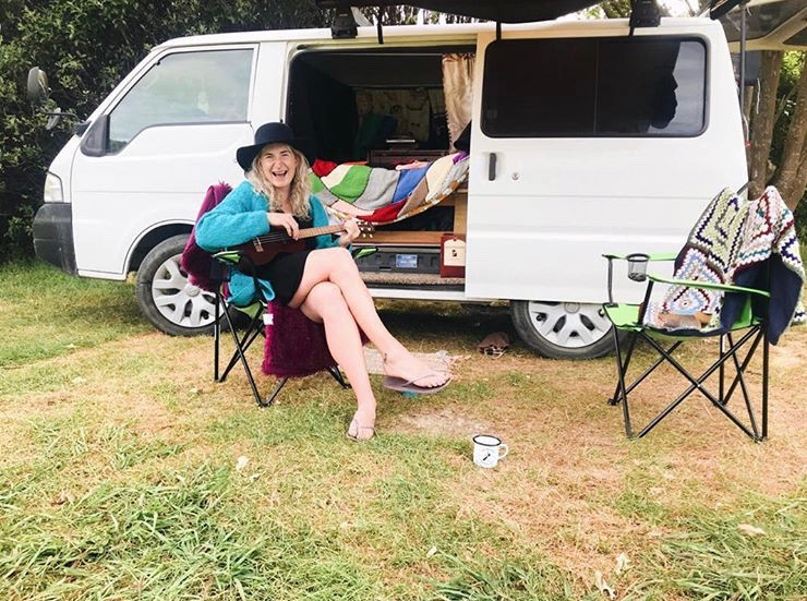 Lee - Vanlife travel blogger