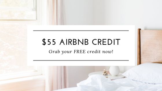 Free $55 Airbnb Credit