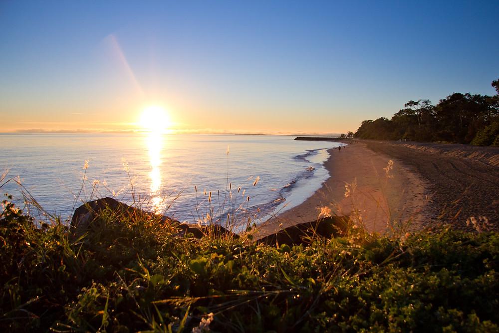 Torquay Beach, Hervey Bay