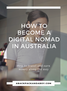 How to become a Digital Nomad in Australia