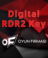 RDR2 Digital Key