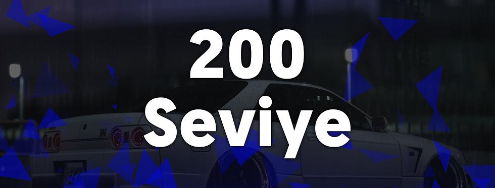 200 Seviye