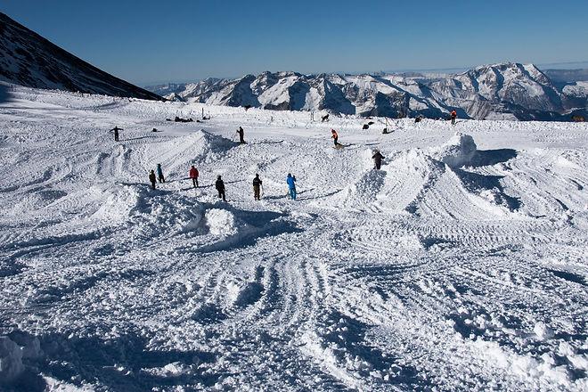 exercice de recherche en avalanche dans les Hautes-Alpes (05)