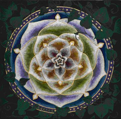 Plant Mandala