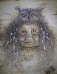 Großmutter Birke