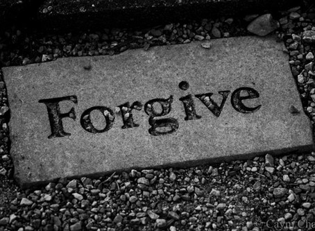 Forgiveness as a posture, not an action
