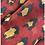 Thumbnail: Twin-Set Blouse Creponne Animal Print 212TT2260