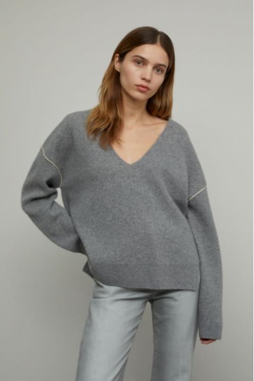 Women'S Knit C96052-926-22 Melang Grey
