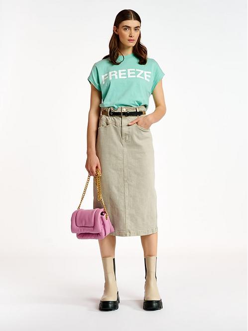 Essentiel Alligator Skirt MN03