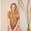 Thumbnail: Karla Short Sleeve Camel