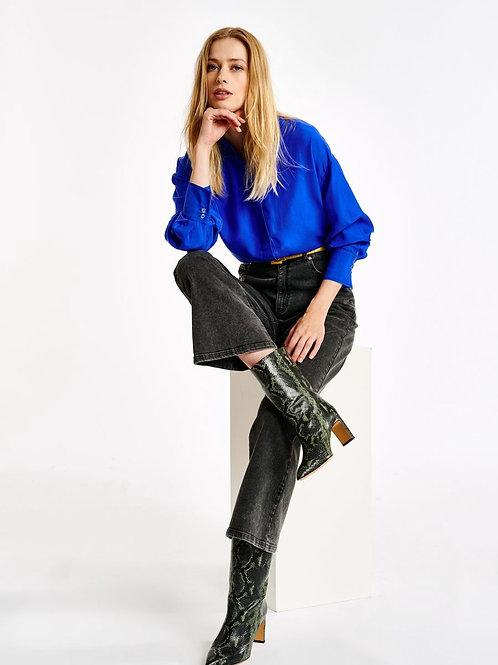 Essentiel Adopt Shirt Blauw KB15