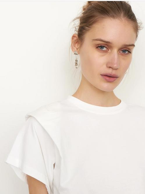 Nelcia T'Shirt 55060 1001 White