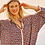 Thumbnail: Dress Ibiza Pink /Blue Flowers