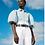 Thumbnail: Twi Set Denim Overhemd 211TT2373