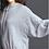Thumbnail: Wood Cashmere Hoody Grey Melange