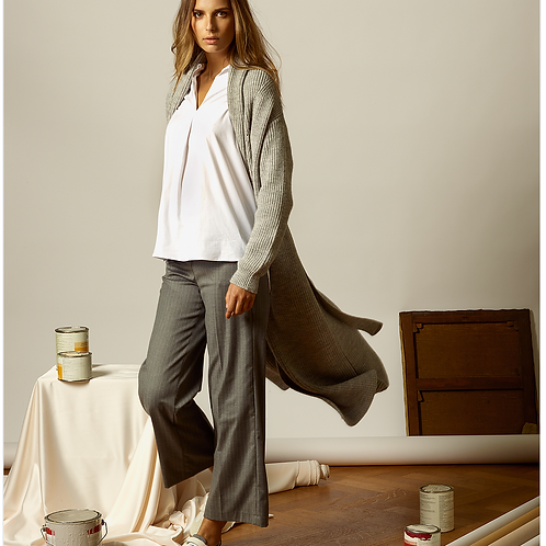 Kaipo Knitwear Grey