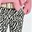 Thumbnail: Essentiel Zegeta Broek Met Zwart-Witte Zebraprint