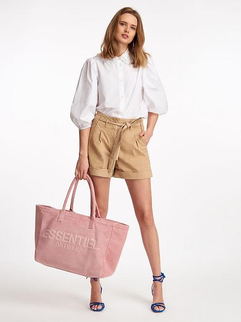 Essentiel Zahrenheit Pleated Shorts Summer Mille Feuille MF02