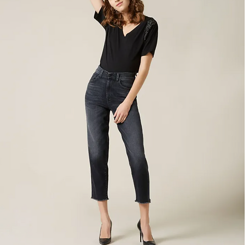 7 For All Mankind Malia Luce Vintage Directed