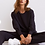 Thumbnail: LN Finola Pants Lenzing Modal Black