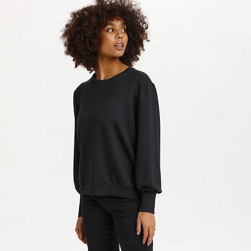 L.N Finola Sweat Blouse  Black.10608038