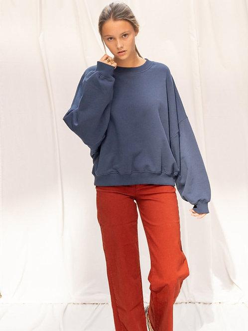 Sweater Dress Bleus