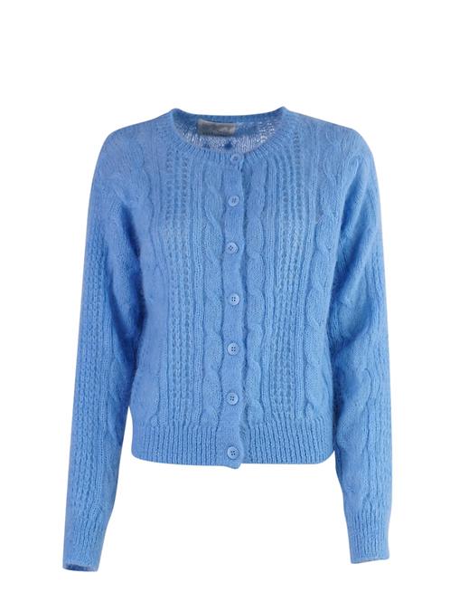 Zappa Knitwear Cardigan Light Bleu