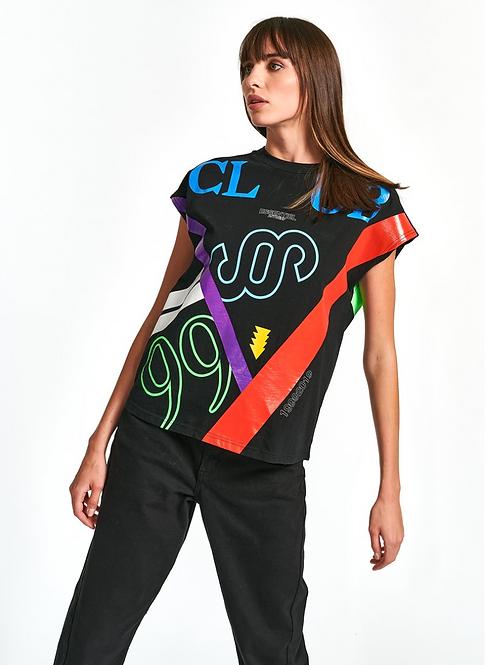Essentiel Whe T-Shirt W1BL