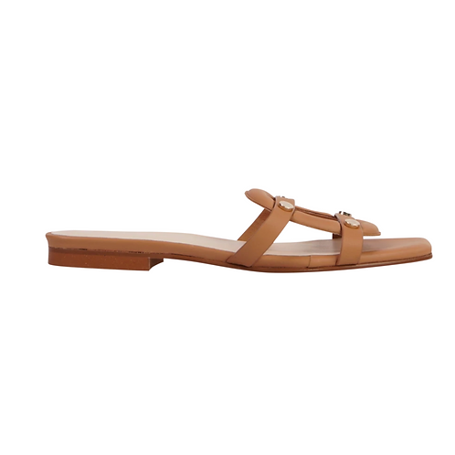 March23 Luiza Camel Leather
