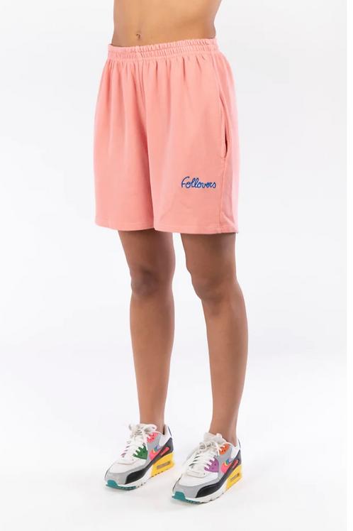 Follovers Kendall Pink Short