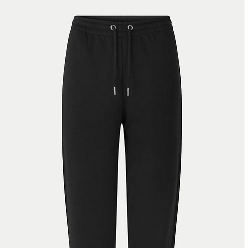 Carmella Sweat Pants Black