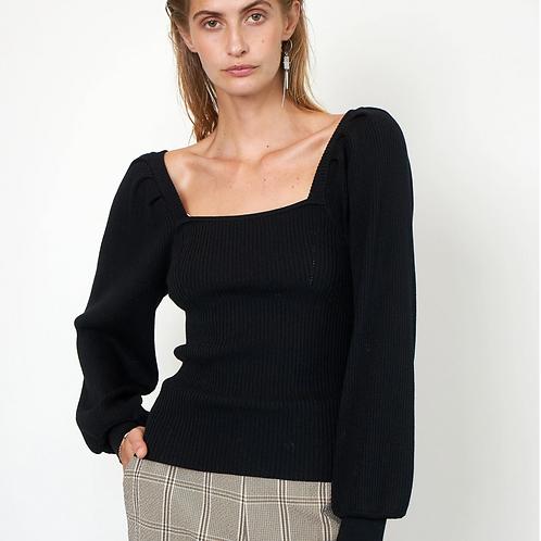 Bess Knit Black