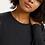 Thumbnail: L.N Finola Sweat Blouse  Black.10608038