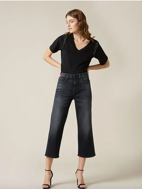 7 For All Mankind Cropped Alexa LuxVinDir