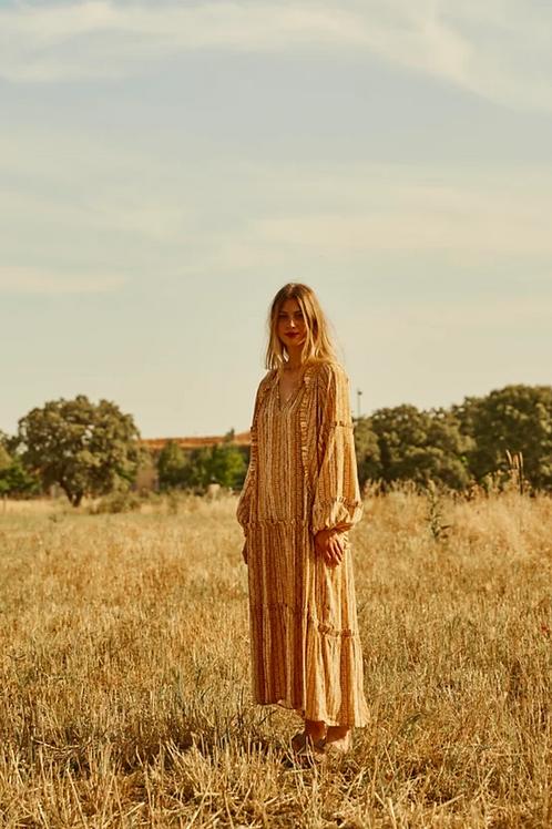 Dress Christine Wheat
