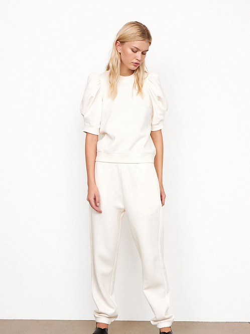 Miami Sweater Pants Tee 54602 Off White