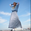 Thumbnail: Lee And Mee Chilly Long Skirt Blue Flouwers